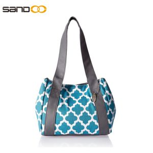 Wholesale Stylish Reusable Insulated Lunch Bag
