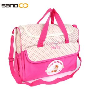 Eco-friendly Multipurpose Baby Diaper Bag