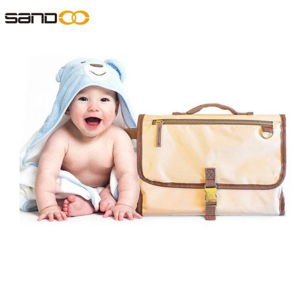 Lightweight Fashion Travel Baby Changing Mat