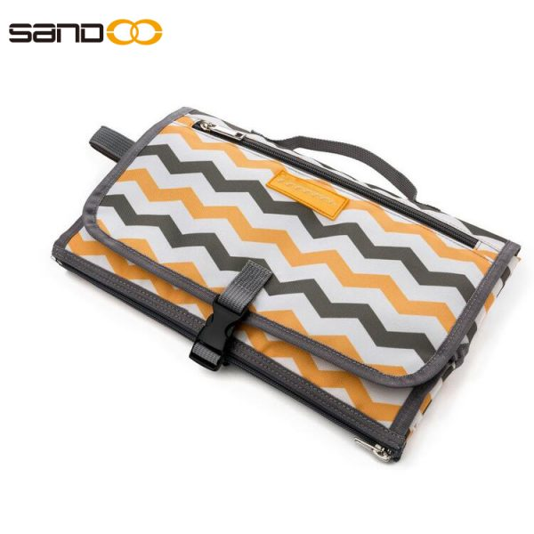 Wholesale Fashion Polyester Travel Baby Changing Mat