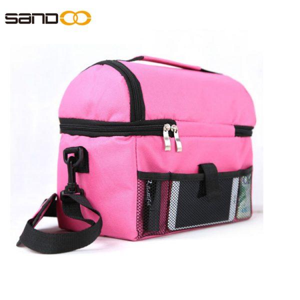 Bulk Custom PEVA Insulated Lunch Bag