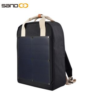 Wholesale Anti-theft Solar Backpack For Men