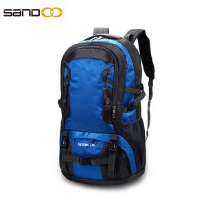 Large Capacity 70L Hiking Backpack For Unisex