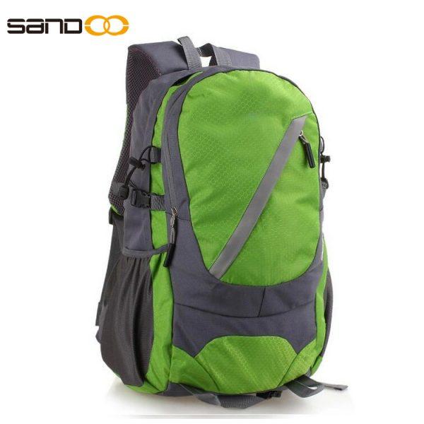 Wholesale Tear Resistant Nylon Hiking Backpack