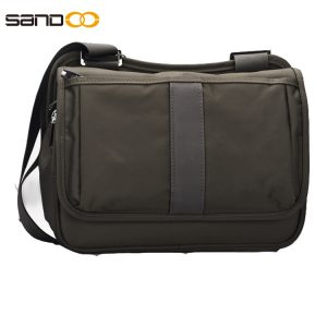 Wholesale Portable Lightweight Messenger Bag