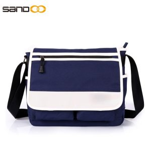 Wholesale Korean Style Messenger School Bag