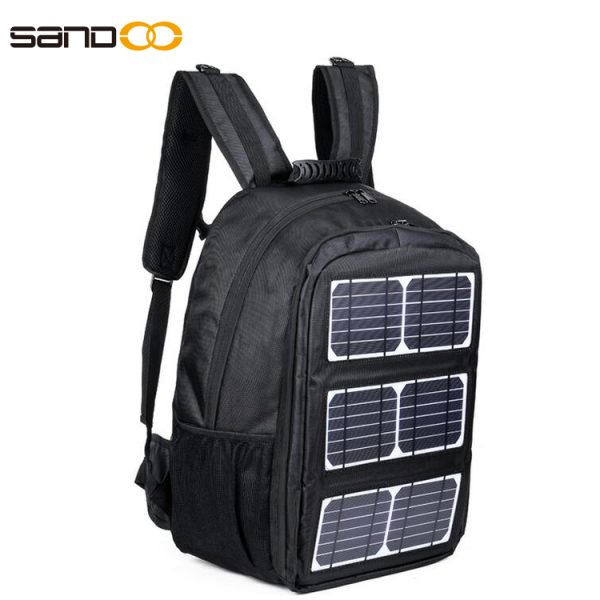 Large Capacity Outdoor 45L Solar Backpack
