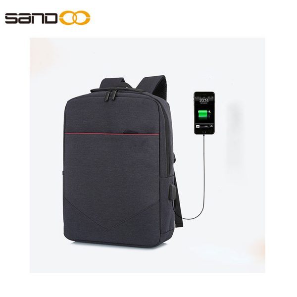 Light weight Laptop backpack with USB charging