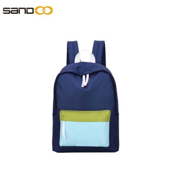 New design waterproof school backpack for unisex