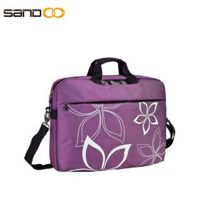 Wholesale waterproof durable polyester notebook bag