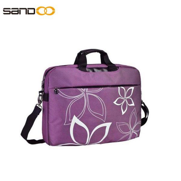 Wholesale waterproof durable polyester notebook bag