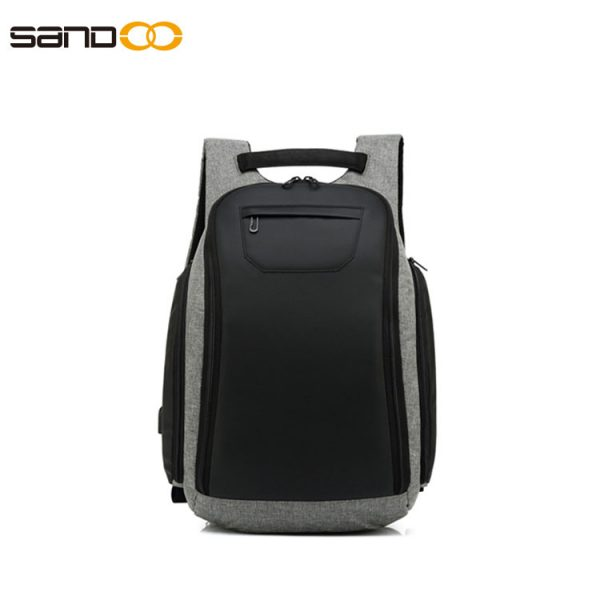 Multi-function business laptop backpack for unisex