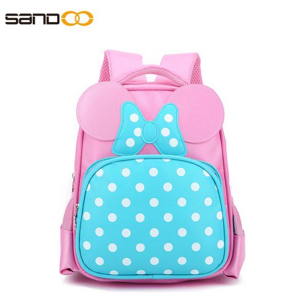 sweet school backpack for kindergarten kids