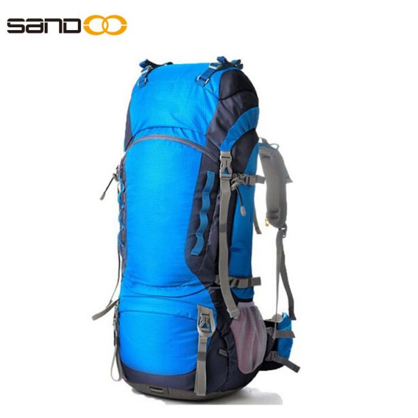 Wholesale Large Capacity Outdoor 80L Hiking Backpack