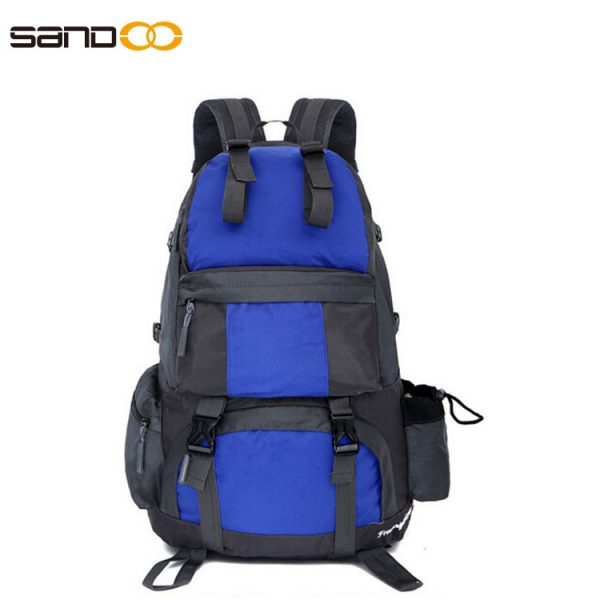 High Quality Waterproof Outdoor 50L Hiking Backpack