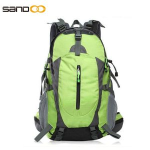 Outdoor Waterproof Camping Backpack For Unisex