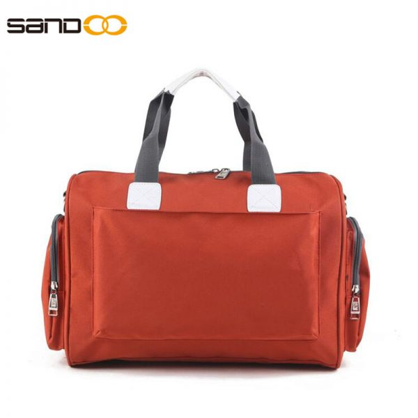 Waterproof single-shoulder travel bag.luggage travel bag for student