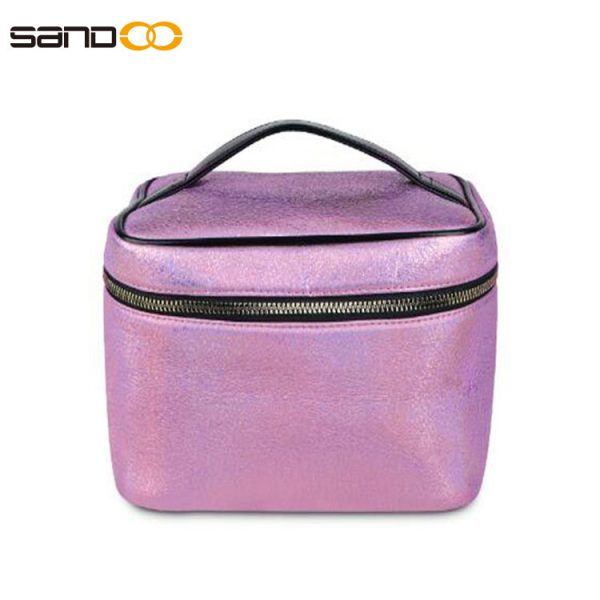 Fashion design cosmetic bag for lady