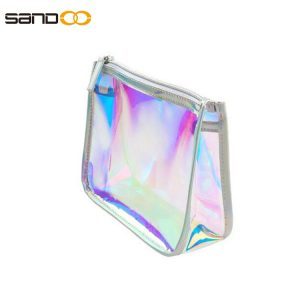 Wholesale fashion TPU cosmetic pouch