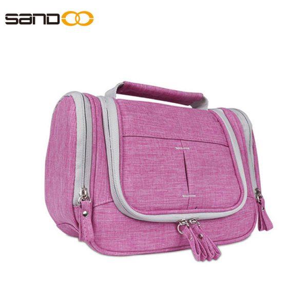 Portable large-capacity waterproof wash bag