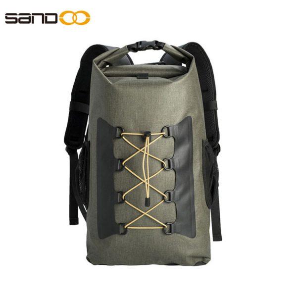 Light weight waterproof backpack for outdoor