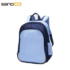 Light weight design waterproof school backpack