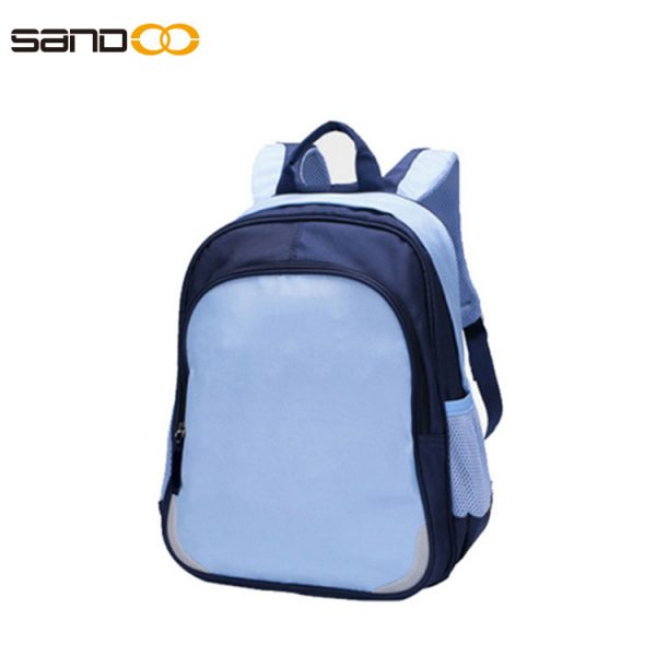 Light weight design waterproof school backpack