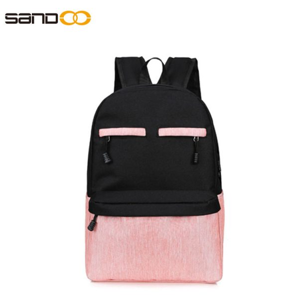 New design fashion backpack for students