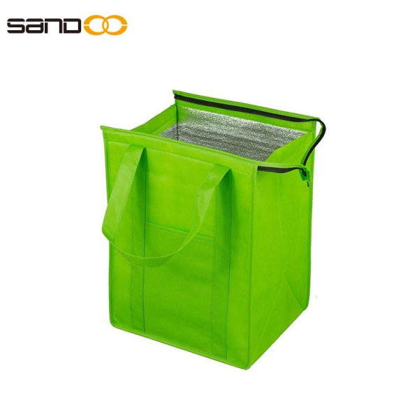 Insulated cooler Bag for shopping