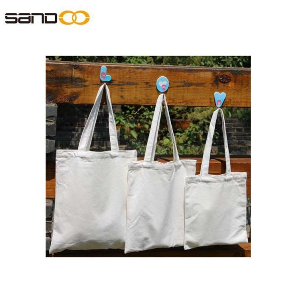 Reusable Large Canvas Tote Bags Canvas Bags Use for Grocery Bags,Book Bags,Shopping Bags,Craft DIY Drawing,Gift Bags