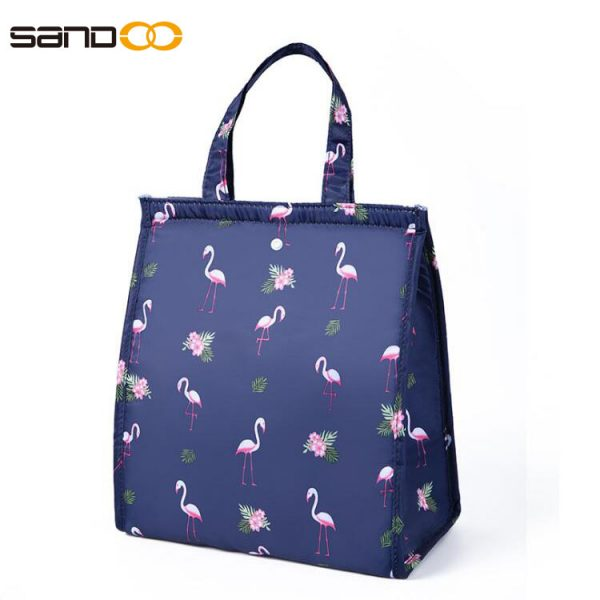 Lunch Bag For Men & Women, Simple Waterproof Insulated Large Adult Lunch Tote Bag