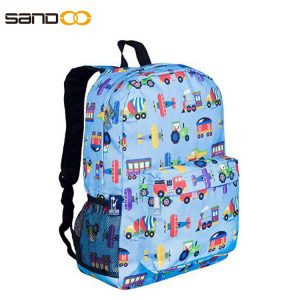 Kids 16 Inch Backpack for Boys and Girls, Perfect Size for Kindergarten, Elementary, and Middle School children