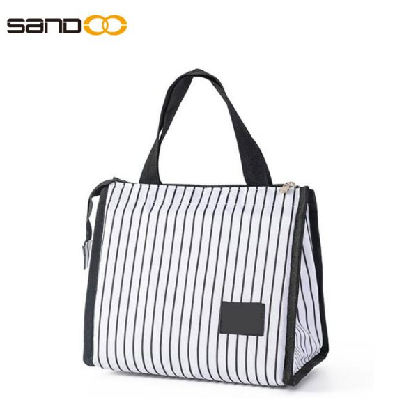 Reusable Lunch Bags with Insulated Waterproof Aluminum Foil, Lunch Box for Women, Kids, Students