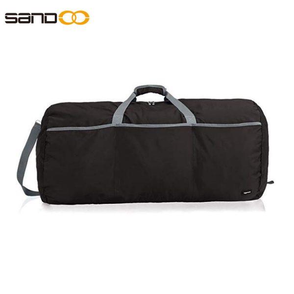 Nylon Large Duffel Bag, sport gym bag , luggage bag for travel