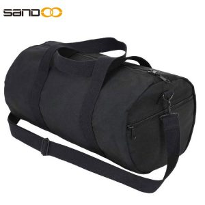 Canvas Shoulder Duffle Bag - 19 Inch canvas travel bag with Adjustable Shoulder Strap