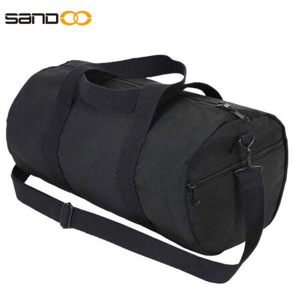 Canvas Shoulder Duffle Bag - 19 Inch canvas travel bag with Adjustable Shoulder Strap